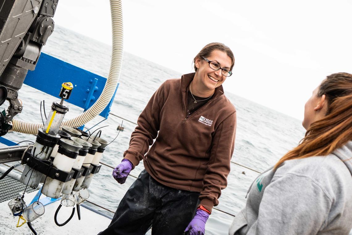 Women in Oceanography Still Navigate Rough Seas